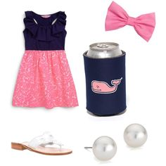 """Southern Belle"" by lizabethcox on Polyvore"
