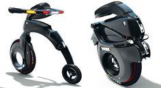cool electric bike yikebike