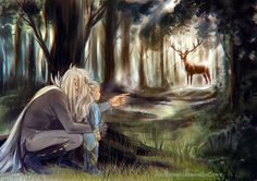 Rowan and Aelin's daughter. This is clearly Thranduil introducing little Legolas to the fabulous party elk!<<< still good for throne of glass Throne Of Glass Books, Throne Of Glass Series, Fantasy Magic, Fantasy Art, Fanart, Lego Poster, Deviantart, Rowan And Aelin, Aelin Ashryver Galathynius