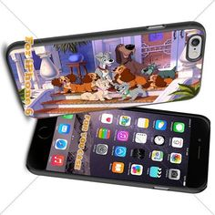 Movie Lady And The Tramp Cell Phone Iphone Case, For-You-Case Iphone 6 Silicone Case Cover NEW fashionable Unique Design FOR-YOU-CASE http://www.amazon.com/dp/B013X1VK8S/ref=cm_sw_r_pi_dp_hImtwb028E9A0