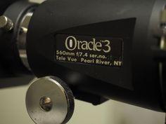 "Astromart Classifieds - Telescope - Refractor - Tele Vue ORACLE 3"" F7 Triplet APO"