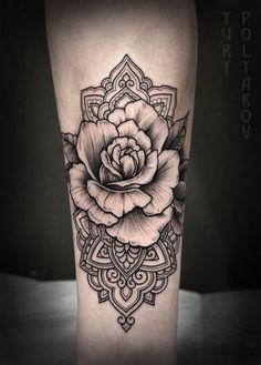 Tattoo Flower Half Sleeve                                                                                                                                                                                 More