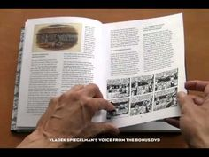 The making of Maus: MetaMaus by Art Spiegelman (book trailer) via brainpickings.org