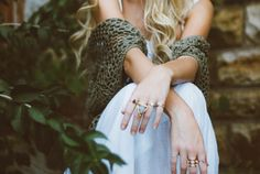 hands, rings, jewelry, fashion, accessories, girl, woman, people, blonde…
