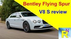 Read newspaper - Bentley Flying Spur V8 S Review