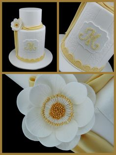 cake decorating class - double barrel cake