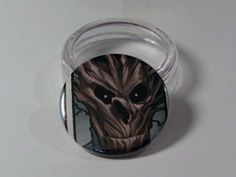 Comic Book 1.5 Button// Guardians of the Galaxy// Groot, $1.00