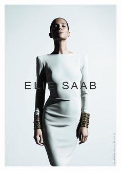 ELIE SAAB Spring Summer 2011 AD Campaign