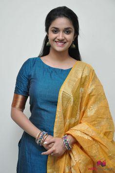 Keerthi Suresh at Nenu Local Opening