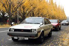 1980 Toyota Sprinter 1600GT
