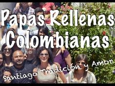 Papa Rellena Colombiana - YouTube