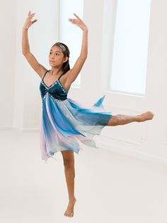 Intermediate Ballet; Pink Ballet Shoes needed; Tights included