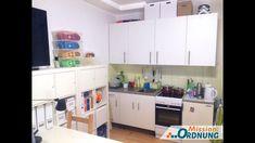 Ordnung in kleinen Räumen - extrem kleine Wohnung Organizing, Organization, Small Homes, Kitchen Cabinets, Home Decor, House And Home, Small Condo, Minimalism, Homes