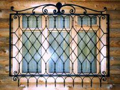 Картинки по запросу решетка на окно внутри дома