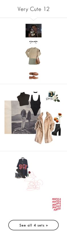 """Very Cute 12"" by xsarahholicx ❤ liked on Polyvore featuring Coach, Paul & Joe, Acne Studios, River Island, Gap, Lilli Ann, H&M, Jeffrey Campbell, Retrò and Pavilion Broadway"