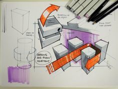 The sketching mind | Exploratory Sketching