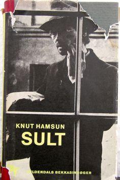 Knut Hamsun - Sult (Hunger) #bestbookcoverever