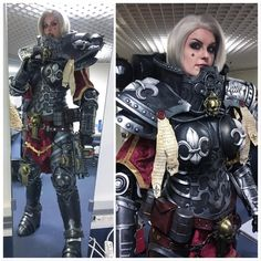 Sister of Battle cosplay