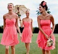 vestidos damas de honor!