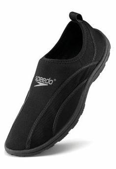 Amazon.com: Sz 11 Speedo Women's Surfwalker Pro Swim Socks Water Shoes Cruiser II Black: Shoes