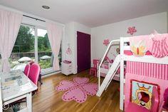 #Pink #princess room