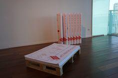 """Antonio R. Montesinos #Exposición """"Entropía (Equilibrio, ruido, dispersión)"""" en la Sala El Palmeral/Espacio Iniciarte #Málaga #ArteContemporáneo #ContemporaryArt #Art #ArteEspañol #Arte #Arterecord 2016 https://twitter.com/arterecord"""