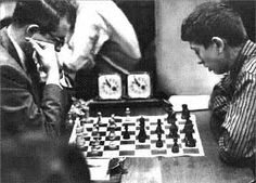 October 17, 1956 – The Game of the Century: 13-year-old Bobby Fischer beats GM Donald Byrne in the NY Rosenwald chess tournament.
