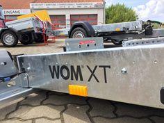 Stema WOM XT absenkbarer Anhänger Toy Chest, Storage Chest, Decor, Car Trailer, Decoration, Decorating, Deco