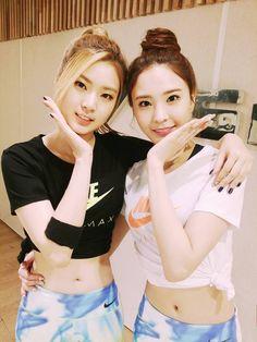 SONAMOO - D.Ana & Kim NaHyun #나현 #김나현