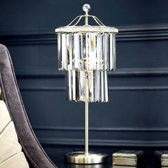 Dorma Fitzgerald Table Lamp | Dunelm