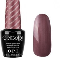 OPI GELCOLOR - I KNEAD SOUR-DOUGH swatch - Google Search