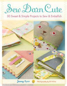 Sew Darn Cute #sewing #book