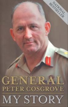 General Sir Peter Cosgrove - Our new Govenor General of Australia