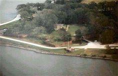 Fort Jackson in Plaquemines Parish, Louisiana.
