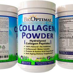 Collagen Powder 3D All Sides Amazon Image