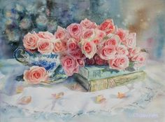 Bouquet of Roses by Chihiro Yabe
