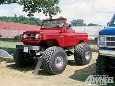 Four Wheeler Network - World Largest and Off Road Authority Nissan Trucks, Lifted Ford Trucks, Hot Rod Trucks, 4x4 Trucks, Nissan Patrol, Suv 4x4, Jeep 4x4, Patrol Gr, Network World