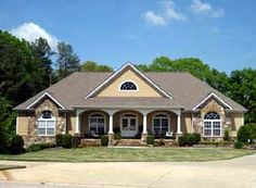 Craftsman   Hillside   House Plan 50243