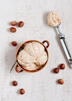 Caramel Hazelnut Gelato | 40 Ways To Make An Amazing Ice Cream Sundae