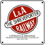 Louisiana and Arkansas Railway.  1902-1992. Merged with KCS in 1939 and became a subsidiary of KCS. In 1992, Kansas City Southern dissolved the subsidiary.