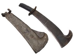 Image result for iron machete