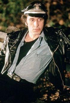 Al Pacino in his costume for the 1980 movie Cruising