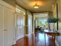 Viewridge Craftsman Spec - traditional - entry - seattle - RW Anderson Homes
