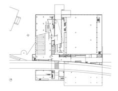 Kunsthal -Rem Koolhaas – CAD Design | Free CAD Blocks,Drawings,Details