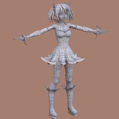 ちいタン(Cheetah3D)でモ◯マスのキャラを作ってみた Female Character Model and Wireframe by クロシロひつぢ http://blog.livedoor.jp/spacehitudi/archives/3353570.html クロシロひつぢ@メェメ@つ@kurosirohitudi 3DCGが趣味。武器は六角大王Super。Cheetah3DとBlenderは特訓中。 最近iModela買いました。 [cg]SNS:...