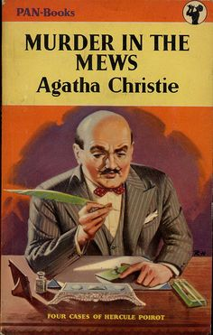 Murder in the Mews by Agatha Christie. Pan edition.