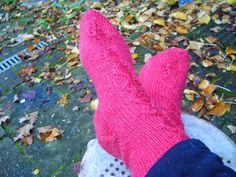 Breipatroon sokken deel 5: grote hiel en been - sl...