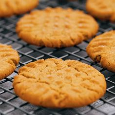 Best Peanut Butter Cookies EVER! Easy to make, classic peanut butter cookie reci… Cookingrecipe biz is part of Peanut butter cookie recipe - Best Peanut Butter Cookies EVER! Easy to make, classic peanut butter cookie recipe, made with flour, Classic Peanut Butter Cookie Recipe, Chewy Peanut Butter Cookies, Butter Cookies Recipe, Chip Cookie Recipe, Peanut Butter Recipes, Easy Cookie Recipes, Yummy Cookies, Chip Cookies, Sweet Recipes