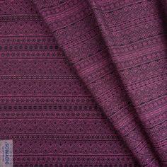 Didymos Indio Blackberry Wool Wrap (wool) Image