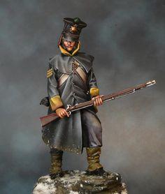 Sergeant 44th Regt. of Foot, Gandamak 1842